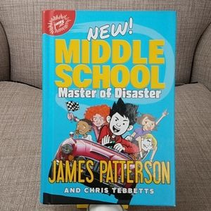 New! Middle School Master of Disaster Book